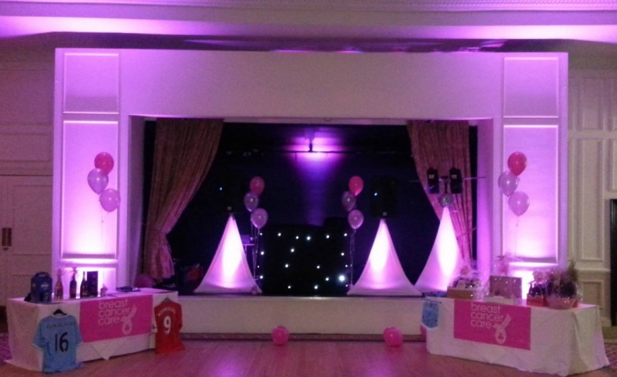 Daniel Jones DJ at Mercure Blackburn Dunkenhalgh Hotel Daniel Jones DJ